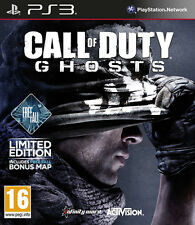 Call of duty ghosts ps3 ~ (neufs et scellés)