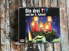 3 CDs: Die drei ??? - und der 5.Advent