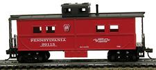 Ho Scale Heavyweight 36' Steel Caboose Mantua Classics 726020 Pennsylvania Rr