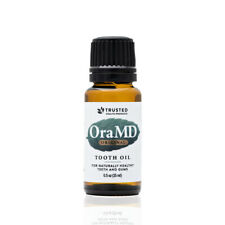 OraMD Dentist Recommended Worldwide 100% Pure Gum Disease Tooth Oil