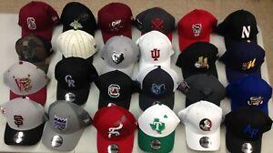 new era hats Fitted Medium / Large Lot 24 Hats Brand New Wholesale Lot