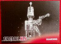 FIREBALL XL5 - Base Card #04 - GUARDING - Gerry Anderson Collection 2017