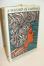 A Wizard of Earthsea by Ursula K. Le Guin True 1st/1st 1968 Parnassus Hardcover
