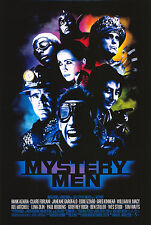 Mystery Men (1999) Original Movie Poster - Rolled
