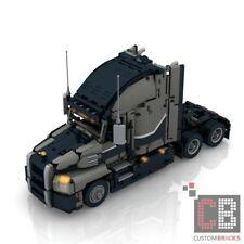 CB Eigenbau Bauanleitung MACK FULL RC Umbauanleitung LEGO® Technic 42078 Steine