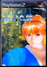Dead or Alive 2 / DOA2 Hard Core - PS2 Tecmo Fighting Game from Japan F/S