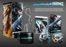 (Pre-owned/PS3) Metal Gear Rising: Revengeance -- Limited Edition