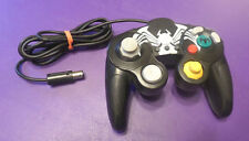 Nintendo Gamecube Official Naki  Venom Controller  Marvel ---->> RARE Spiderman