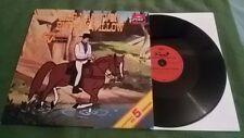 LP: Der Mann von Button Willow - POLY - 1980 - Selten