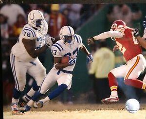 REGGIE WAYNE Indianapolis Colts 8X10 ACTION Photo  INDIANAPOLIS COLTS