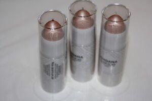 Jordana Glow N' Go Creamy Strobing Stick #01 Pearl Glow Lot Of 3 Sealed