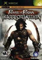 Prince Of Persia Warrior Within XBOX Game Used Complete