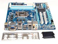GIGABYTE GA-Q67M-D2H-B3 rev. 1.0 µATX Sockel 1155, Intel Mainboard, 4x DDR3 HDMI