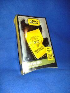 "Genuine Otterbox Defender Series Case & Belt Clip iPhone 6, Etc..  4.7"" Black"