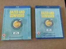 Dazed and Confused 1993 Blu-ray w/ Slipcase NEW & SEALED Affleck McConaughey OOP