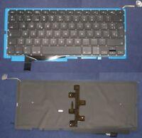 Clavier Qwerty Espagnol APPLE MacBook Pro A1286 Rétro-éclairage NEUF