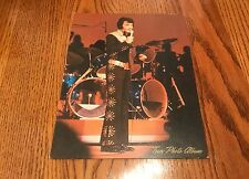 ELVIS PRESLEY TOUR PHOTO ALBUM ~ 16 PAGES!