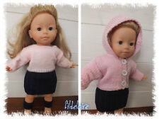 vetement poupée compatible corolle petites chéries/Paola Reina 36 cm