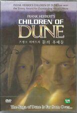CHILDREN OF DUNE  NEW  DVD