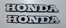 HONDA FUEL/GAS TANK EMBLEM/BADGES CB450 CB 450 TWIN