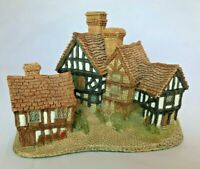 David Winter Cottage - 1981 Made in England Collectible - Stratford House