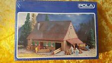Pola N 243 Bausatz altes Holzhaus - Selten 💥 Rarität - NEU [0520]