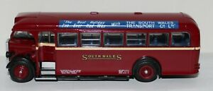 OO scale EFE South Wales AEC Regent single deck bus. Unboxed.