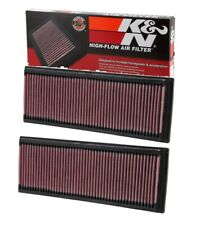 K&N Filter Set 33-2181 MERCEDES BENZ 240-500 G S SL CL CLK R GLK CLS ML E AMG 55
