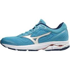 Mizuno Wave Rider 22 Women's Running shoes - Blue Atoll/Georgia Peach J1GD183101