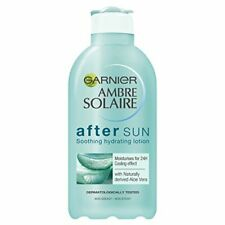 Garnier Ambre Solaire After Sun 200ml Soothing and Hydrating Lotion