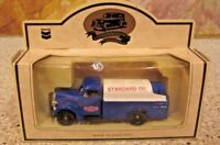 Chevron 1936 Farm Delivery Truck Standard Oil Small Scale Diecast By LLedo