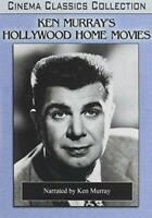 Ken Murray's Hollywood Home Movies [New DVD]