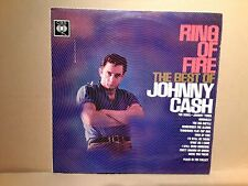JOHNNY CASH - RING OF FIRE - AMERICAN FOLK / COUNTRY - VINYL  LP - EARLY MONO CO