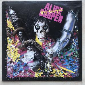 Alice Cooper Hey Stoopid Vinyl LP 1991