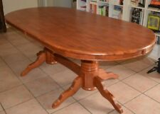 Unbranded Oval Colonial Tables