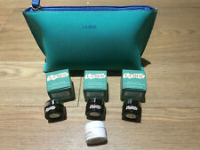 100% Authentic La Mer Eye Concentrate 3ml Sample x 3 + Soft Cream x 1 + Bag
