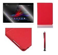 Custodie e copritastiera rosso Per Sony Xperia per tablet ed eBook