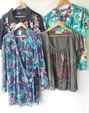 Four mixed tops size 18 bulk lot womens