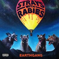 Earthgang - Strays with Rabies [New CD] Explicit, Digipack Packaging