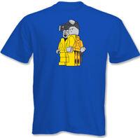 Breaking Bad T-Shirt Lego Parody Mens Funny