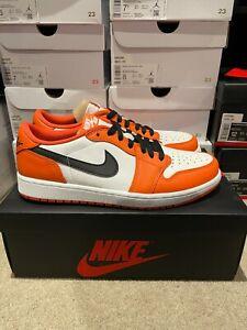 Nike Air Jordan 1 Low OG 'Starfish'