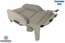 15-19 Chevy Tahoe Suburban LTZ Premier -Passenger Bottom Leather Seat Cover Tan