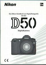 Anleitung zur Nikon D50  Kompakthandbuch