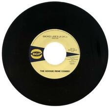 "GOOGIE RENE COMBO Smokey Joe's La La NEW CLASSIC JAZZ  FUNK 45 (BGP) 7""  SOUL"