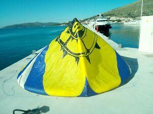 Slingshot Turbo 2 11m kitesurfing kite and IDS bar 55cm