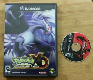Pokemon XD: Gale of Darkness (Nintendo GameCube) Game & Box - Tested - Authentic