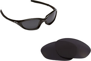 Replacement Lenses for Oakley Twenty XX Old Sunglasses Anti-Scratch Multi-Color