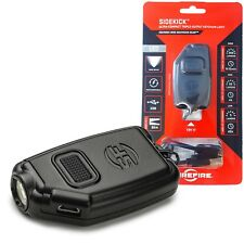 Surefire Sidekick 300-Lumen Ultra-Compact Triple-Output Keychain Light - Black