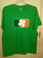 "Men's Green St Patrick's Day ""Lucky"" T-Shirt Size Xl"