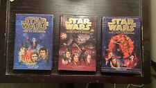 STAR WARS THE THRAWN TRILOGY by Timothy Zahn 3 Hardcover Heir To The Empire
